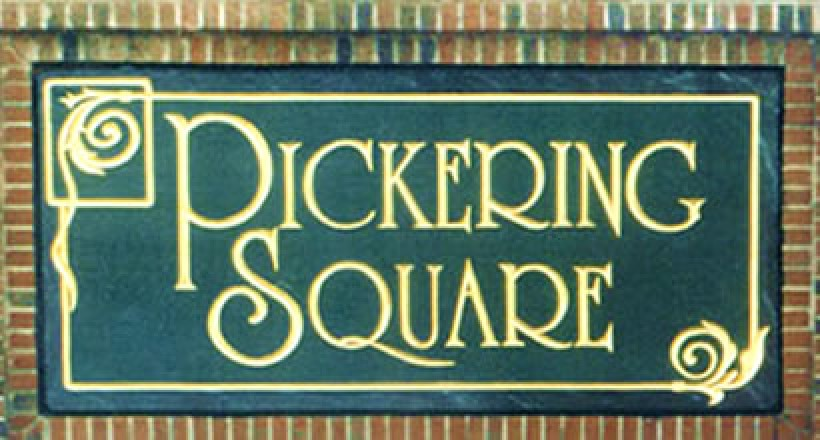 Central Maine Signs | Pickering Square, Bangor