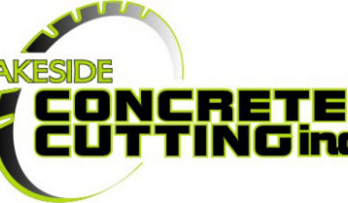 Logo for Lakeside Concrete Cutting