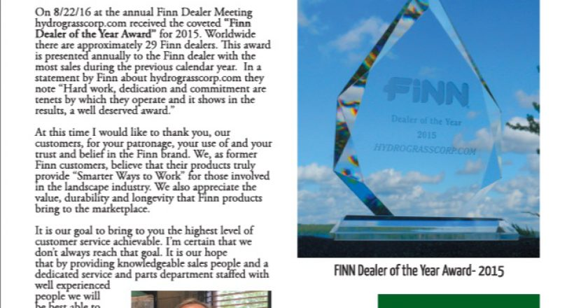 Company Newsletter Layout & Design